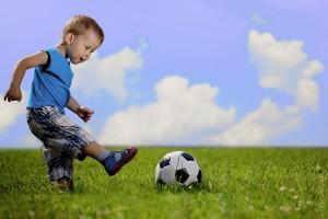 Подвижные игры и упражнения для малышей
