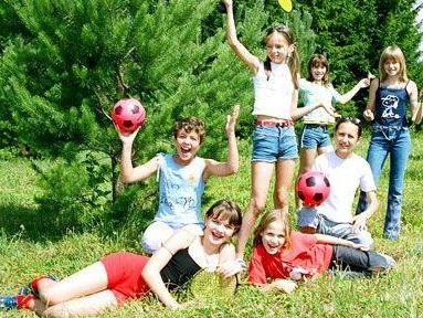 игр для знакомства в летнем лагере