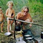 на рыбалку всей семьёй1