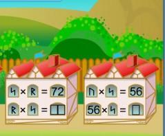 Пособия для математической викторины